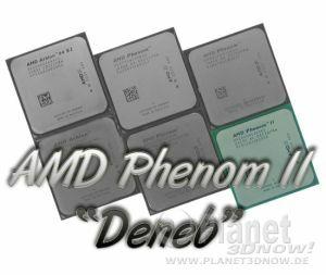 AMD Phenom II Deneb - Titelbild