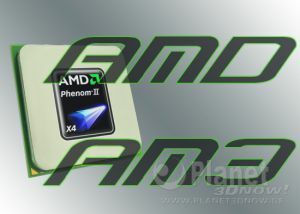 AMD Phenom II Deneb AM3 - Titelbild