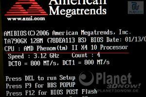 Aus AMD Phenom II X3 mach X4?