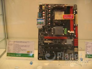 CeBIT 2009 - Mainboards