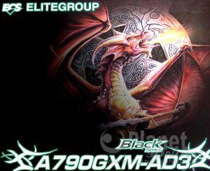 Titelbild zum ECS A790GXM-AD3