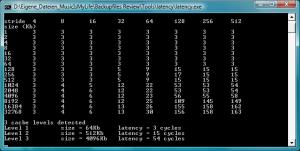 AMD Phenom II X4 955 BE - CPU-Z Latency X4 955 BE