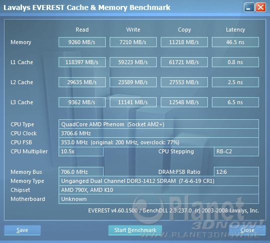 AMD Phenom II X4 955 BE - Overclocking AM3