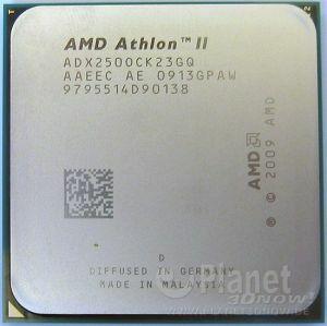 Foto des Prozessors Athlon II X2 250