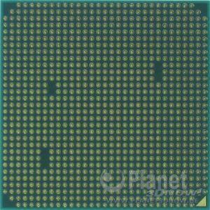 Foto des Prozessors X2 550 BE