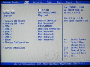Bild zum BIOS ASUS Crosshair III Formula