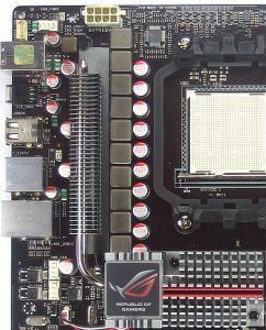 Bild zum Layout ASUS Crosshair III Formula