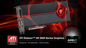 AMD ATI Radeon HD 5800