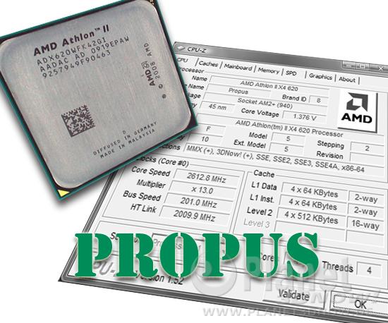 AMD Athlon II X4 620 - Titelbild
