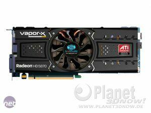 Sapphire ATI Radeon HD 5870 Vapor-X