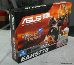 ASUS AMD ATI Radeon HD 5770