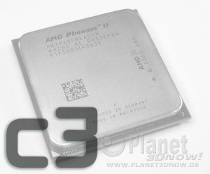 AMD Phenom II X4 965 BE C3 - Titelbild