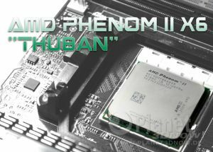 AMD Phenom II X6 Thuban - Titelbild