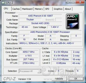 AMD Thuban Overclocking