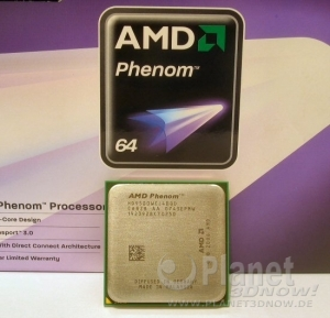 Produktbild AMD Phenom