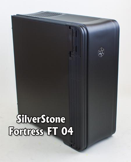 SilverStone Fortress FT04 - Die Hardware steht Kopf