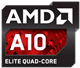 AMD A10 - Elite Quad-Core