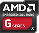 AMD G-Serie APUs - Logo