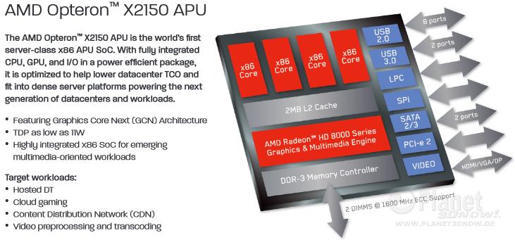 AMD Opteron X-Serie