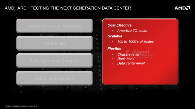 AMD Opteron - Next Generation Data Center