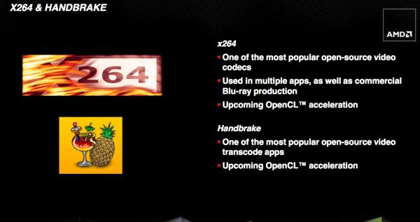 x264 und Handbrake bekommen OpenCL-Beschleunigung