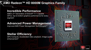 AMD Radeon HD 8000M