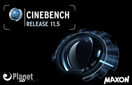 Vorschaubild Cinebench R11.5