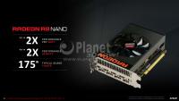 10 AMD Radeon R9 Nano