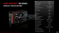 20 AMD Radeon R9 Nano