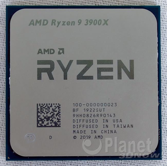 AMD Ryzen 3900X im Detail