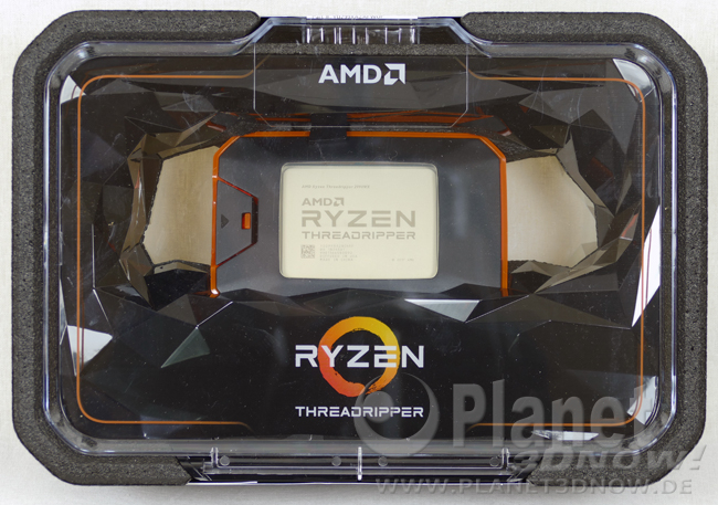 Unboxing AMD Ryzen Threadripper 2990WX
