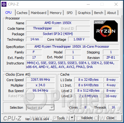 AMD Ryzen Threadripper: Game Mode