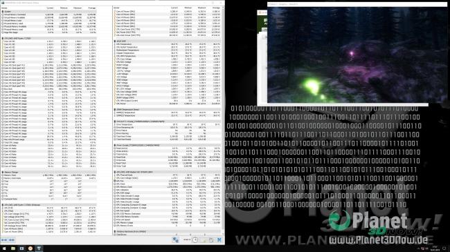 Taktrate 2700X mit aktiviertem Precision Boost 2: PCMark 7