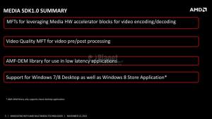05 AMD Media SDK