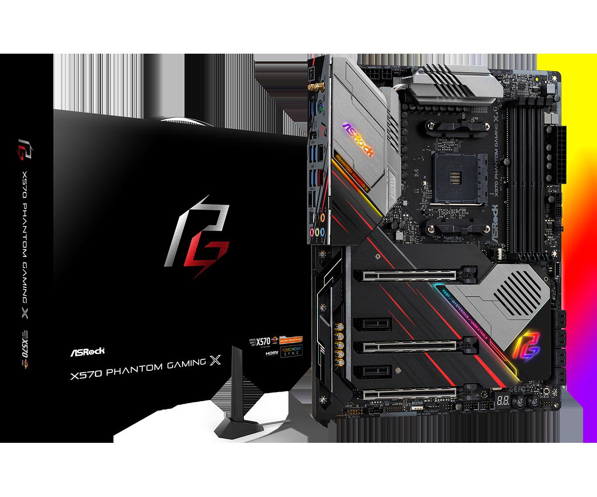 X570 Phantom Gaming X(L1)