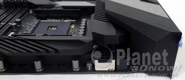 ASUS Crosshair VIII Hero (Wi-Fi): Layout