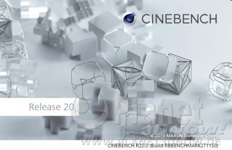Vorschaubild Cinebench R20