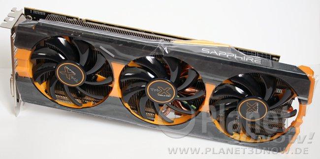 Grafikkarte SAPPHIRE Radeon R9 290X Tri-X OC