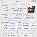AMD FX-8370E: Übertaktung mit Spannungsanhebung klein