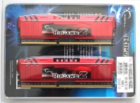 Referenzspeicher G.Skill Ripjaws DDR3-1866