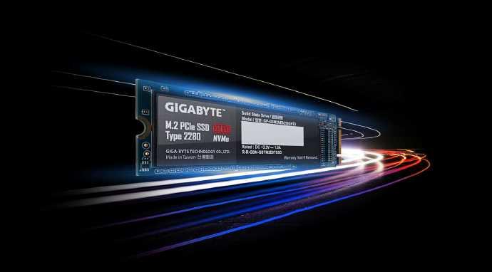 gigabyte erweitert sein speicher lineup mit nvme m 2 ssds planet 3dnow. Black Bedroom Furniture Sets. Home Design Ideas