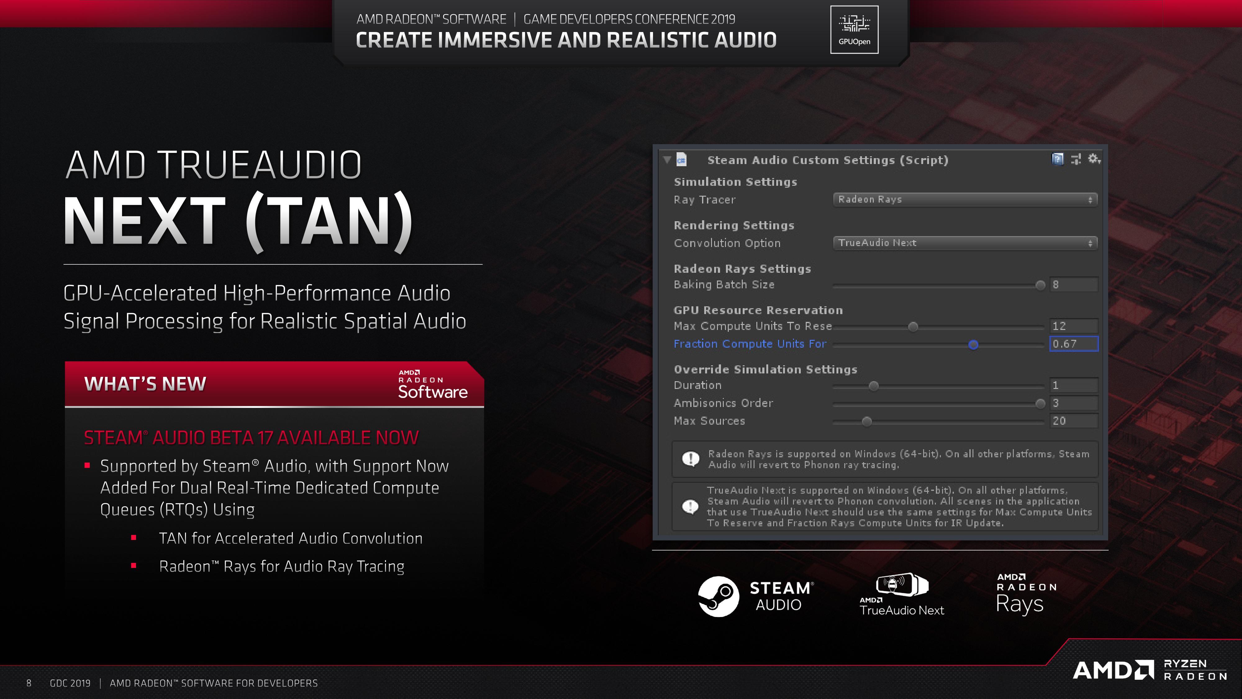 AMD veröffentlicht Updates für Radeon-Softwareentwickler-Tools