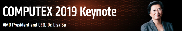 Computex 2019 Keynote